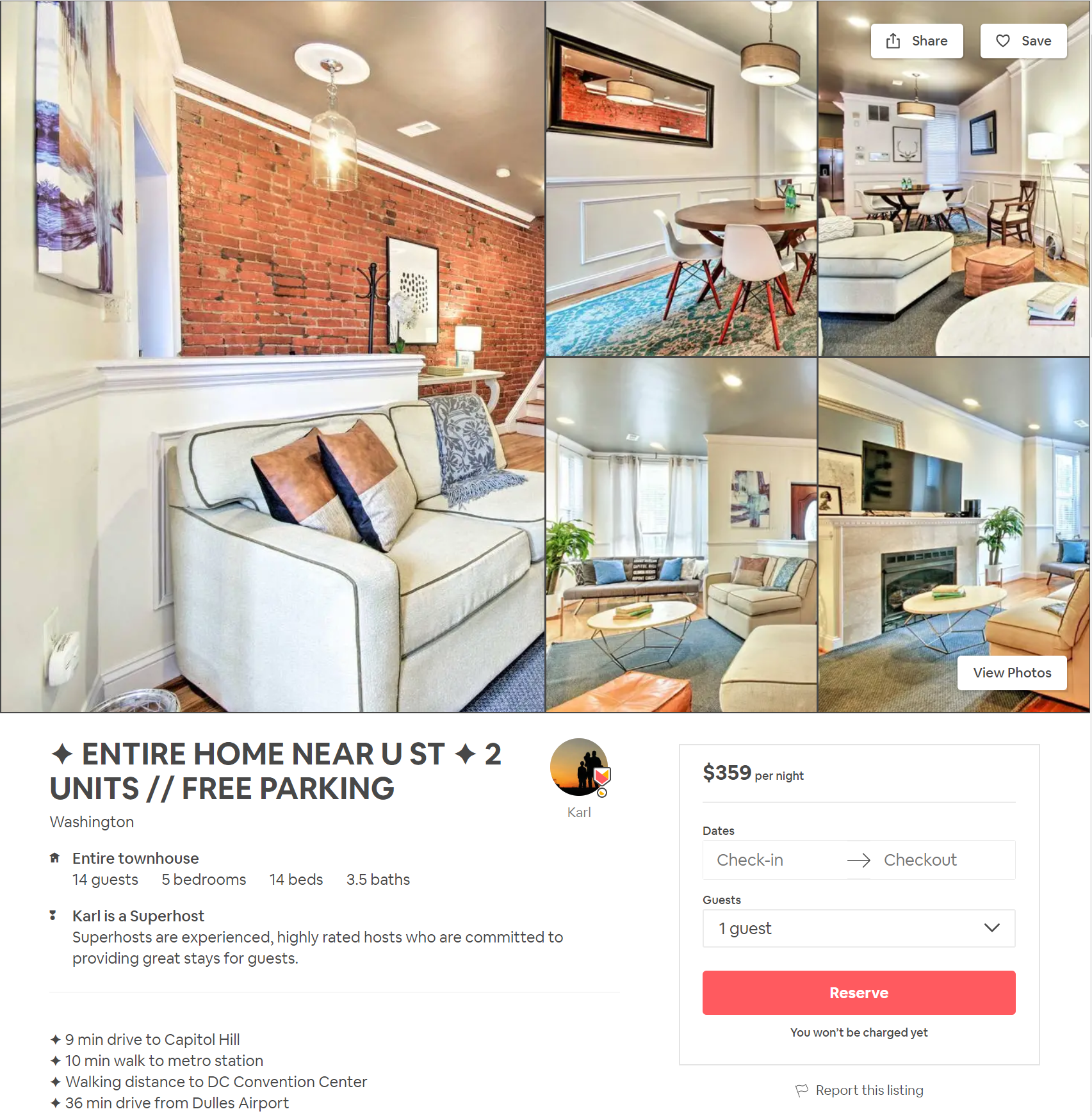 Airbnb Listing Description: How to Do it Right