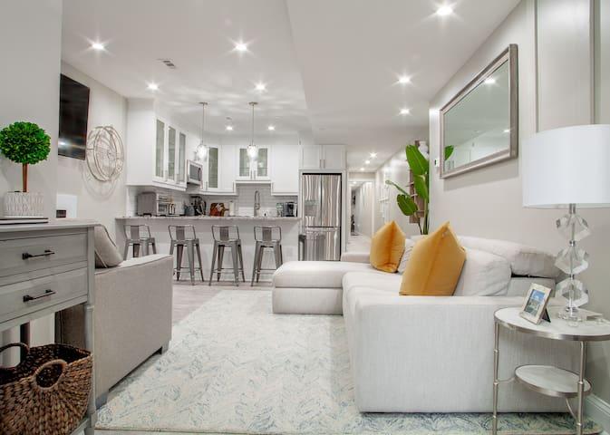 large 49233669 1164373116 - Stunning English basement ✢ Only steps from DMV metro subway, Shopping & restaurants!