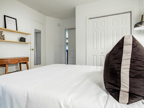 Bed room area